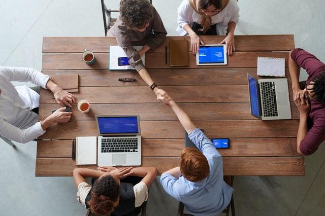 webdesign sprint meeting