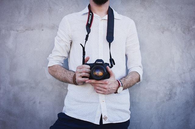 meet our photographer