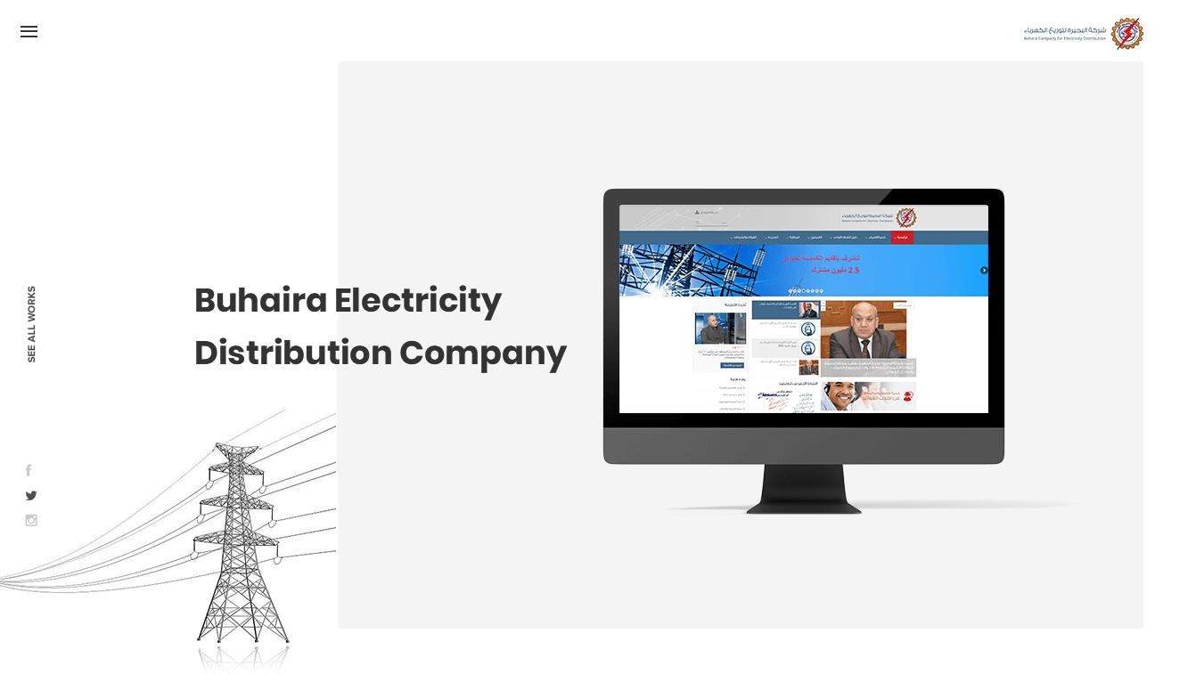 Alex Web Design and development company clients in Egypt Bedc Company