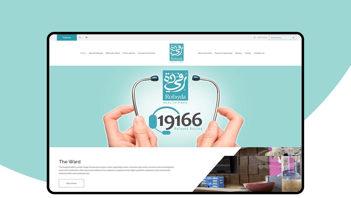 Alex Web Design and development company clients in Egypt Rofayda Company
